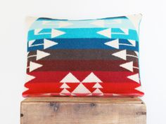 Pillow by Scout & Whistle.