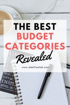 Did you know that the categories that you use in your budget can make a difference? Check out this list to find out if your budget categories as effective as you�d like them to be! #budgeting #budget #budgetprintable #budgetplanner