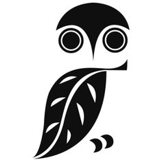Owl Cut Vinyl Decal