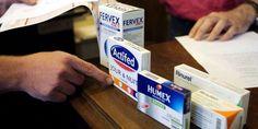 10 familles de médicaments en vente libre à bannir