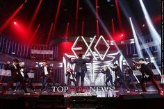 Overdose EXO - you go Chanyeol!