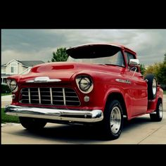 '56 Chevy / Ty would love this