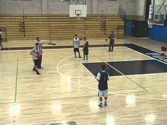 Basketball Drills - Setting Screens