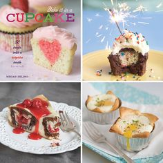 Bake it in a cake book