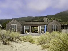 In 1950 a family bought a lot on the ocean at Stinson Beach in Northern California, but it wasn't until over 30 years later that they began to plan a house for three generations. Besides the natural challenges of the coastal environment, there was the additional requirement of having the house carry forward the spirit of a William Wurster designed house built for the same family in Santa Cruz in 1935. The William Wurster house was well known as his only real courtyard house, and also for ...