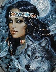 ZOOYA DIY diamond embroidery Indians&wolf diamond painting Cross Stitch full drill Rhinestone mosaic home decoration gift. Native American Wisdom, Native American Pictures, Native American Artwork, Native American Beauty, Indian Pictures, American Indian Art, American Indians, Indian Pics, Red Indian