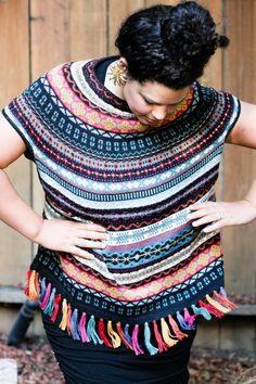Pompoms, tassels, patterns, oh my! Carolina K Giveaway. | The Jungalow