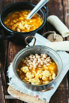 Receta del chile con huevo con fotografías del paso a paso y sugerencias de cómo comerlo. Recetas de platillos mexicanos