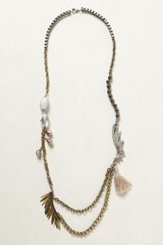 Anthropologie Swiftness Necklace on shopstyle.com