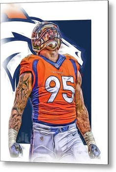 91a3b453ad3 34 Best Sport Paintings images   American Football, Football ...