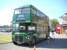 Routemaster, Buses And Trains, Double Decker Bus, Bus Coach, London Bus, London Transport, Coaches, Great Britain, Old Houses