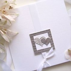 Keeping it elegant with white and slate wedding stationery Heart Wedding Invitations, Wedding Invitation Cards, Wedding Stationery, Wedding Cards, Wedding Day, Invitation Ideas, Slate Wedding, Baby Cartoon, Stationery Design