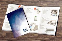 Catálogo de Produtos da ECEL.