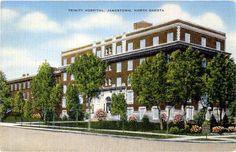 1930s-jamestown-trinity-hospital.jpg 552×357 pixels