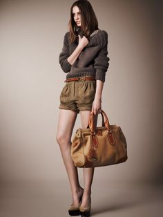 Burberry's Resort 2013 Collection