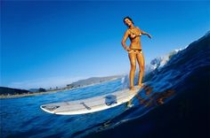Surfing is great- it fulfills your mind, body and soul, creating something ...