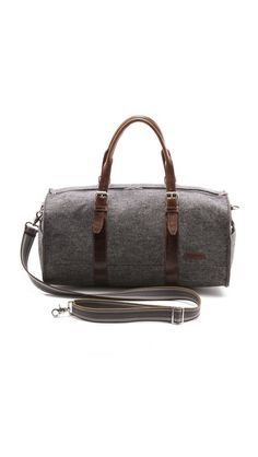Graf & Lantz Duffel Bag  Take a look at the awesome duffel bags