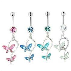 Crystal Leaf Ball Tongue Nipple Barbell Rings Bars Body Jewelry Piercing 14G 9UK