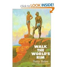 Walk the World's Rim - a great family read aloud for us.