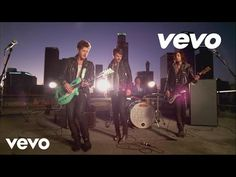 Hot Chelle Rae - Tonight Tonight - YouTube