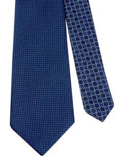 Flipmytie - Men's Blue Reversible Tie (B), $24.99 (http://www.flipmytie.com/mens-blue-reversible-tie-b/)