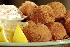 I'm going to make this for the party this Saturday (Cajun Seafood Balls)
