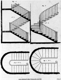 The staircase was another prized feature of houses of this period. Typically the stairs have relatively shallow treads giving the staircase a gradual slope which was both elegant and afforded ease of movement for the residents and guests. Many houses had stone staircases, at least for the lower and more public floors, but at the Regency Town House all of the staircases are in wood.