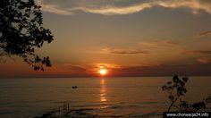 Zachód słońca w Chorwacji - Adriatyk http://goo.gl/tmTmG4 więcej informacji o Chorwacji.