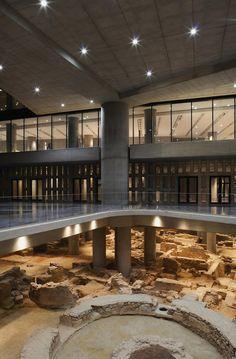 Museu de Acrópole - Atenas, Grécia