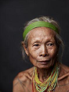 Siturubakbak - Mentawai tribe member, Rorogot clan. Siberut, Indonesia - Joey L: Photographer, Uses Canon 5D Mark II
