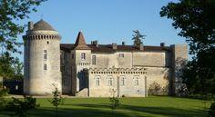 18-Saint-Emilion, region of Bordeaux, Aquitaine.Chateau Laroque