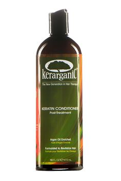 ORGANIC KERATIN TREATMENT - POST-TREATMENT CONDITIONER - 16oz *** This is an Amazon Affiliate link. Be sure to check out this awesome product.