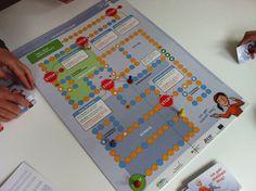 """Weihnachtszeit = Brettspielzeit: """"Ich geh´ meinen Weg""""- das Spiel für Jugendliche zur Berufsorientierung"""