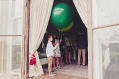 balloon bearers
