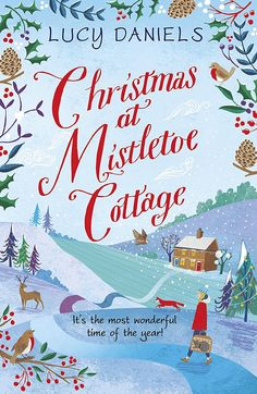 Christmas at Mistletoe Cottage: a heartwarming, feel-good Christmas romance: Book 2 (The Hope Meadows Series)