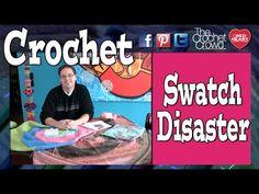 *Avoid* Crochet Swatch Disasters: Tips & Tricks .. [.'8'..+Playlist.]