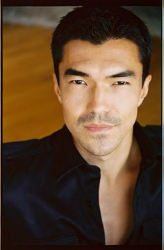 Ian Anthony Dale- American (half Japanese) - loved him in The Event (Sci-fi/political series)