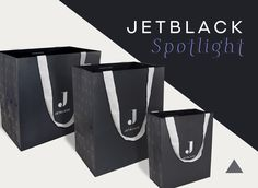 We are proud to partner with modern and innovative businesses like Jetblack. With unique packaging for their customer's needs, the brand makes shopping easier for their members who are always on the go. See how you can incorporate unique packaging pieces into your collection. NEW! On our blog!