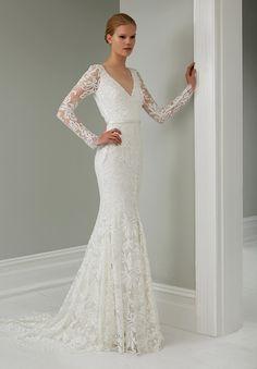 Steven Khalil Wedding Gown