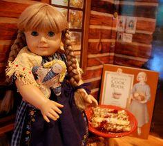 Kirsten American Girl Doll, American Girl Books, Ag Dolls, Girl Dolls, Swedish Pancakes, American Girl Parties, Recipe Girl, Doll Repaint, Hands On Activities