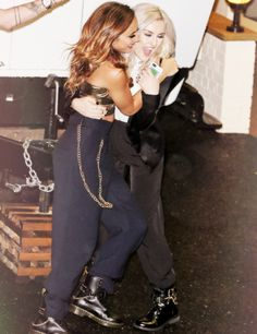 Jade and Perrie :)