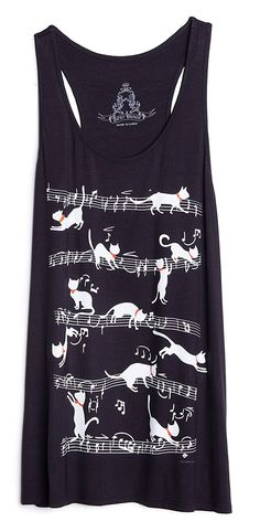 Amazon.com: Ragstock Women's Graphic Tank Top,Cat On Unicorn,Small: Clothing