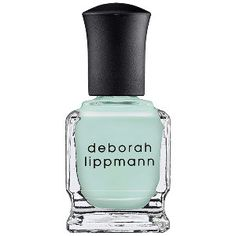 Deborah Lippmann - Spring Reveries Nail Polish Collection in Flowers In Her Hair | magnificent mint medley créme $18