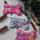 Weiteres - Stickdatei ♥Bone-Bag-ITH♥ 13x18 - ein Designerstück von SewDreams bei DaWanda