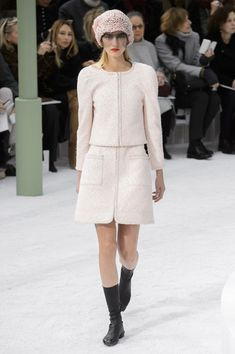 Chanel at Couture Spring 2015 - Runway Photos