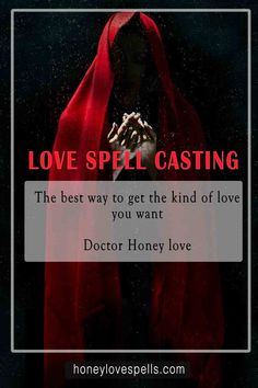 LOVE SPELL CASTING is what you need to get rid your all your love issues