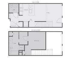 Apartments - Peloton Apartments, Portland, Oregon