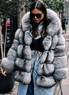 a46138bc1e4b 94 Best Fur coats images in 2019
