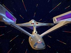 TrekModeler.com > Hi-Res Photos of Actual Model Star Trek 4, Star Trek Ships, Star Trek Wallpaper, Star Trek Convention, Space Story, Starfleet Ships, Star Trek Captains, Star Trek Images, The Enemy Within