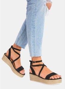 Buty Damskie Kolekcja Wiosna 2019 Shoes Wedges Fashion